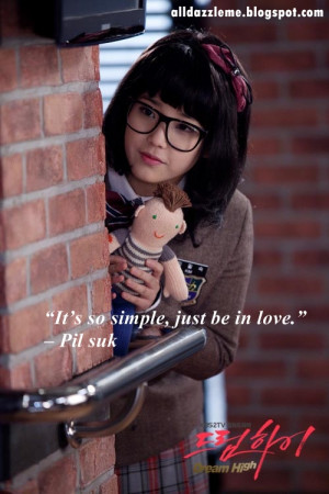 Dream High 1 Quotes