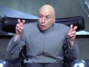Dr Evil Air Quotes Laser Dr evil air quotes laser