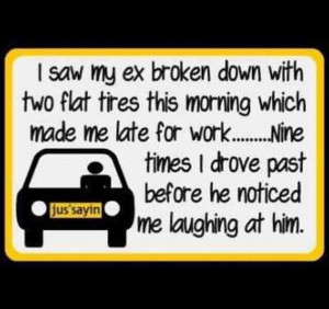 Excuse for being late to work funny facebook quote