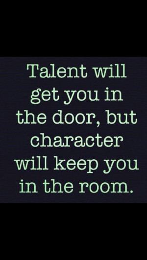 Character, conviction, determination, ambition, motivation, drive ...
