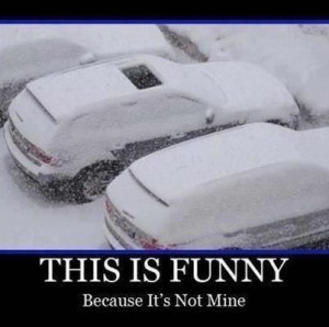 School Bus Snow Day Funny Pictures