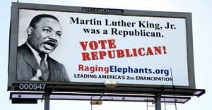 Conservatives used to hate Mandela. Now, just like MLK, they totally ...