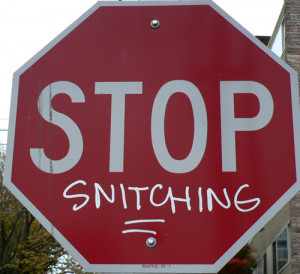 How to Find and Stop the Workplace Snitch