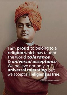 This quote is taken from 'The Complete Works of Swami Vivekananda ...