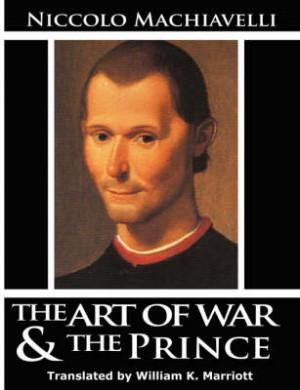 1695 Machiavelli 1469 1527 The Prince