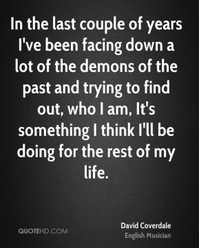 quotes about facing your demons