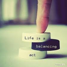 Quotes about living a well-balanced life