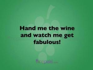 Watch me get fabulous