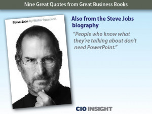 Nine Great Quotes From Great Business Books