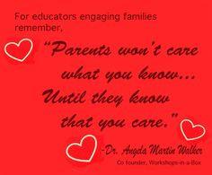 Parent Education Involvement Quotes