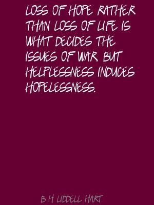 Liddell Hart Quotes
