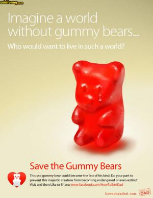Save the Gummy Bears! random