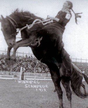 cowgirls: lucille mulhall, Queen of the rodeo, named the first real ...