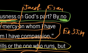 Is God Just to Choose Some?