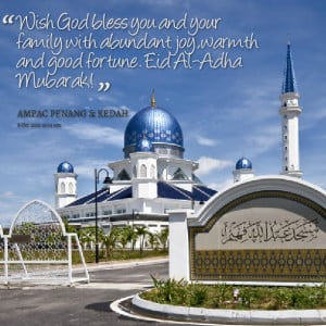 Quotes Picture: wish god bless you and your family with abundant joy ...