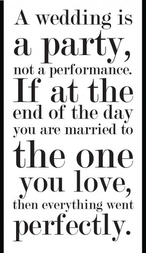 This wedding quote is quite popular. Here's where I found it.