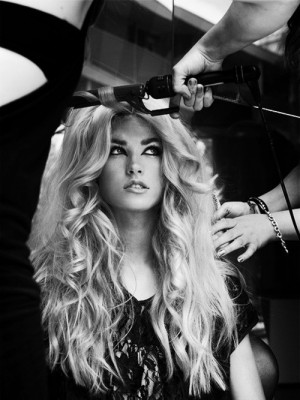 Step-by-step Stylish Hair Style for Big Hair