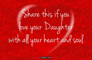 Love My Daughters Quotes