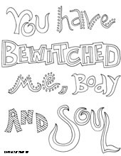 literature quotes coloring pages170