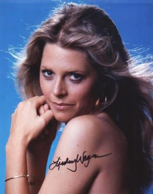 Lindsay Wagner Chickipedia...