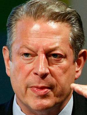 Gore now also has arched/diabolical eyebrows which can be a sign of ...