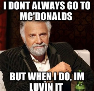 2014 The Most Interesting Man In The World