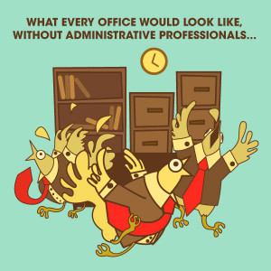 The Office Without an Administrative Professional
