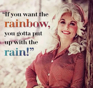 dolly quote.