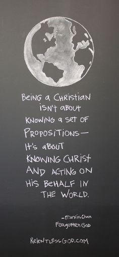 ... Francis Chan, Forgotten God Follow us at http://gplus.to/iBibleverses