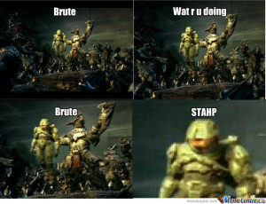 Poor Master Chief