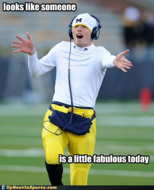 Fun Things To Say To Michigan Fans