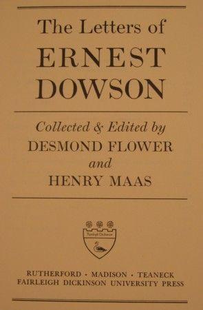 Ernest Dowson Pictures