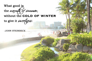 Photo taken at Waikiki Beach, Honolulu, HI.