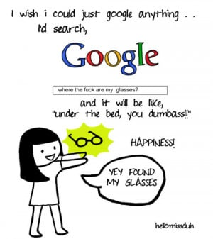 cool, funny, google, phrases, quotes, silly, text, true, typography ...