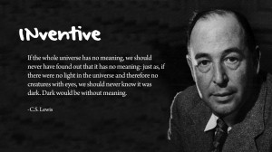 Quote – CS Lewis