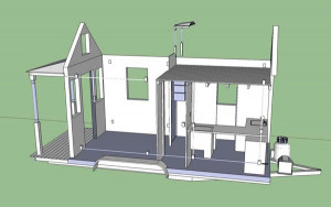 Tiny House SIP Panels