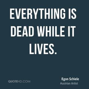 Egon Schiele Austrian Artist