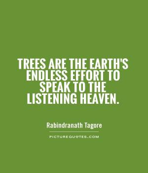 Speak Tree Quotes Nature quotes tree quotes