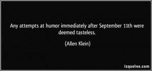 More Allen Klein Quotes