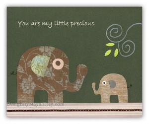 You are precious.