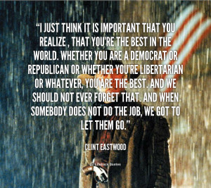 clint eastwood quote 1