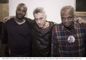 ... × 2310 in Marc Ribot Trio / Chad taylor, Marc Ribot, Henry Grimes