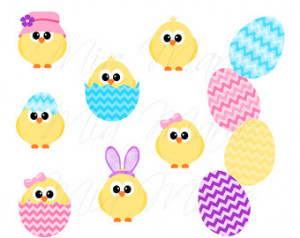 Happy Easter 2015 Cliparts