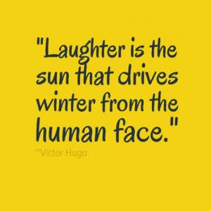 Laughter Quote - Bits of Bee http://www.casademar.com