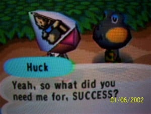 Funny Quotes from Animal Crossing
