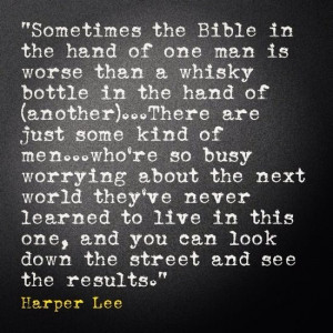 ... Harper Lee motivational inspirational love life quotes sayings poems