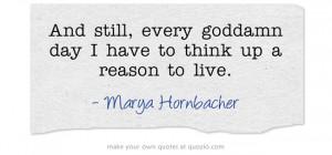 Marya Hornbacher - Wasted