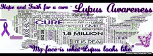 Lupus Awareness Collage Cover Comments