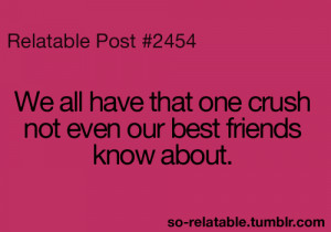 relatable quotes about crush