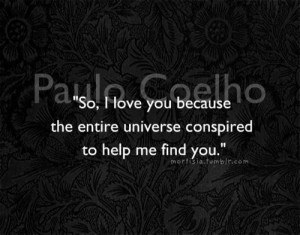 Quotes from Paulo Coelho's The Alchemist